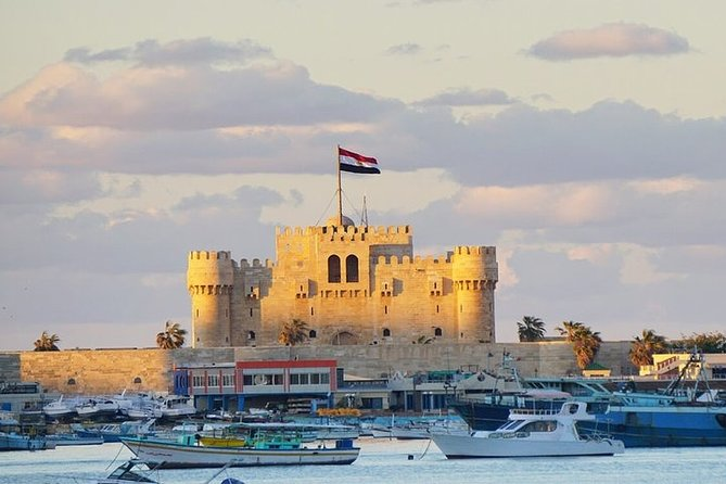 Full-Day Private Tour to Alexandria from Cairo with Pickup