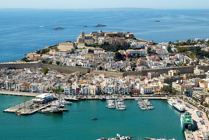 Visit Unesco Heritage site of Dalt Vila - Ibiza old town private walking tour