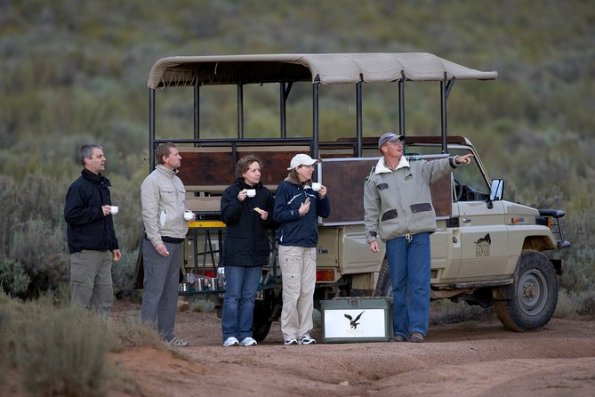 Private Safari Tour to Aquila Private Game Reserve excluding Entrance Fees