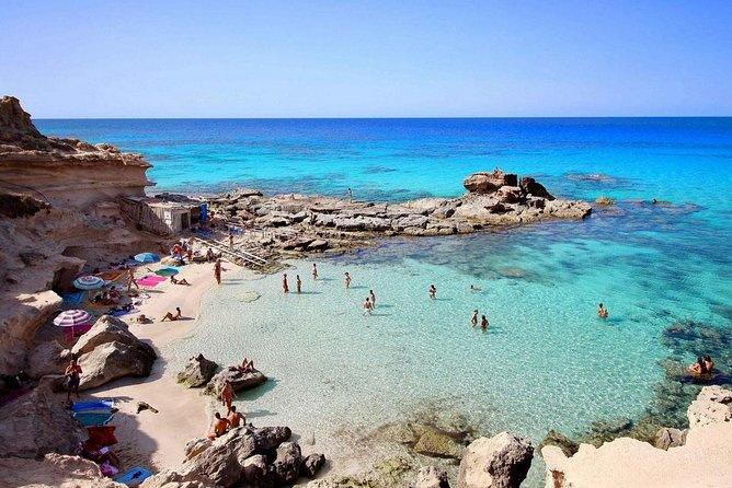 Unique Formentera island experience full day tour including lunch and drinks