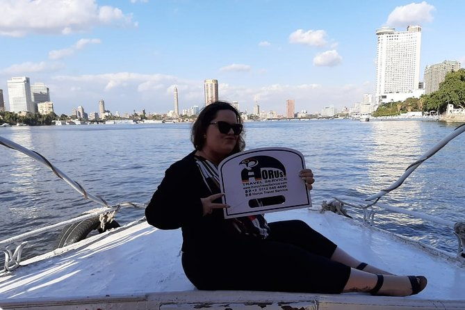 Felucca Ride Along The Nile River