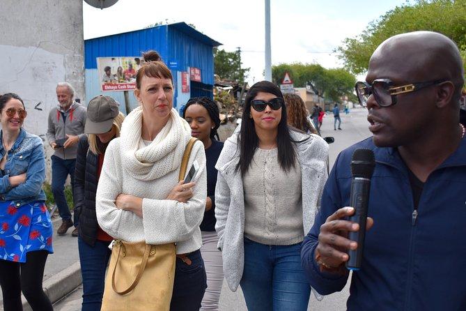 PVT Zumba w/ Kids + Stroll 'Hood w/ a Founder—Township 2-part Tour