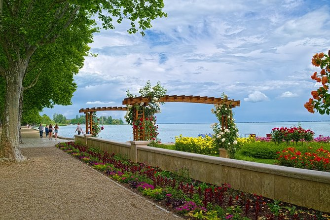 Private Full Day Lake Balaton tour with lunch & wine tasting,and with ferry ride