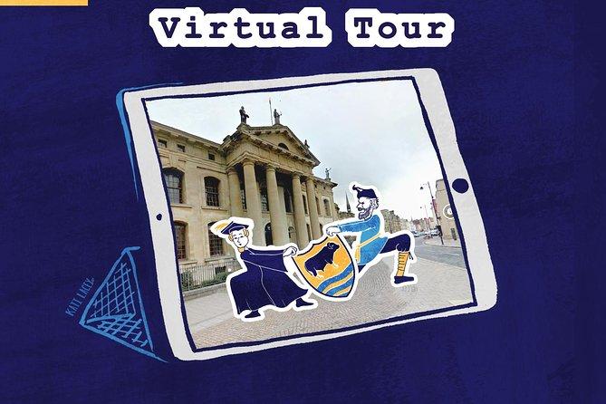 Uncomfortable Oxford - Online Tour