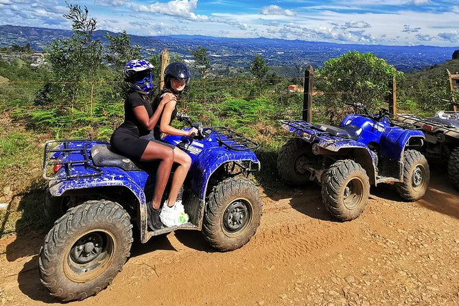 Private Paragliding & ATVs Tour: A Fun Day Full of Adrenaline & Nature