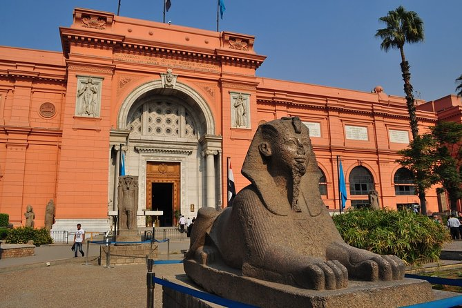 Private Guided Half Day Tour Of The Egyptian Museum From Cairo