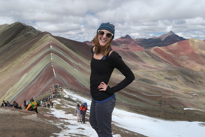 Full-Day Tour to Rainbow Mountain from Cusco