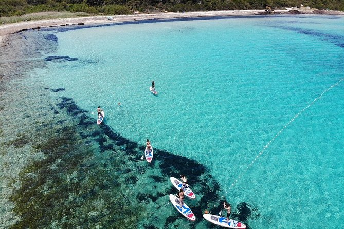 Full-Day Tour in Dugi Otok with Stand-Up Paddle Experience