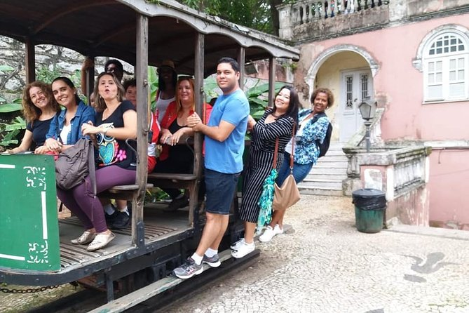 Guided walk to Santa Teresa with cable car