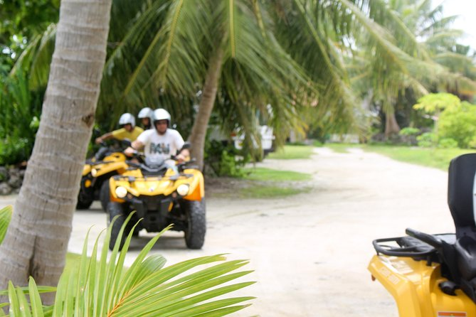 Fakarava Adventure Quad Excursion