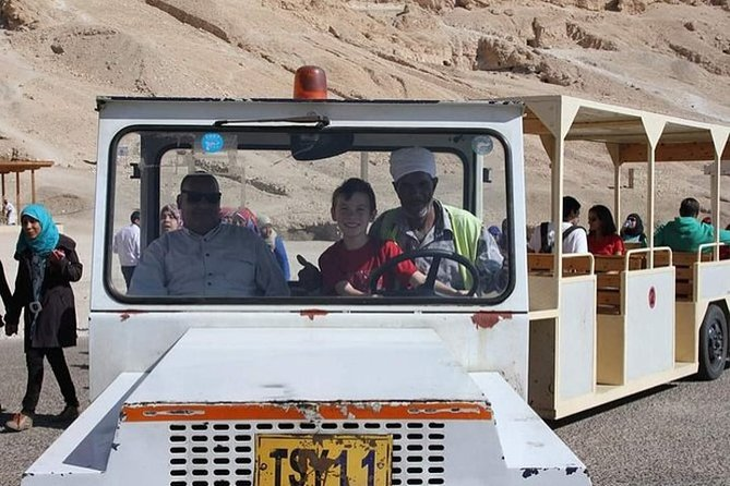 Real Life Egypt Day Tours excursion from Hurghada to Luxor