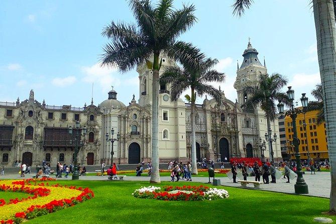 #1 Lima cultural City Tour