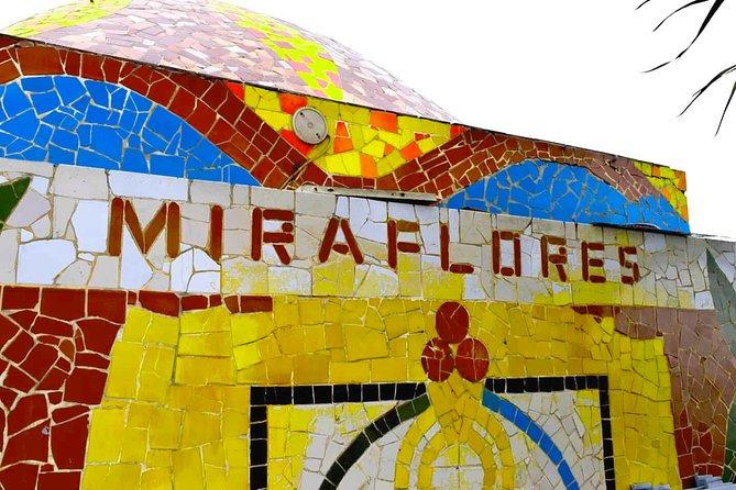 Miraflores, Barranco & San Isidro Tour