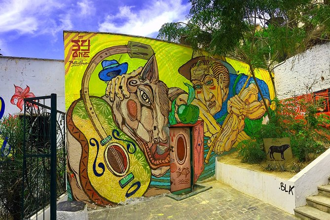 #1 Cultural Barranco & Lima City Tour