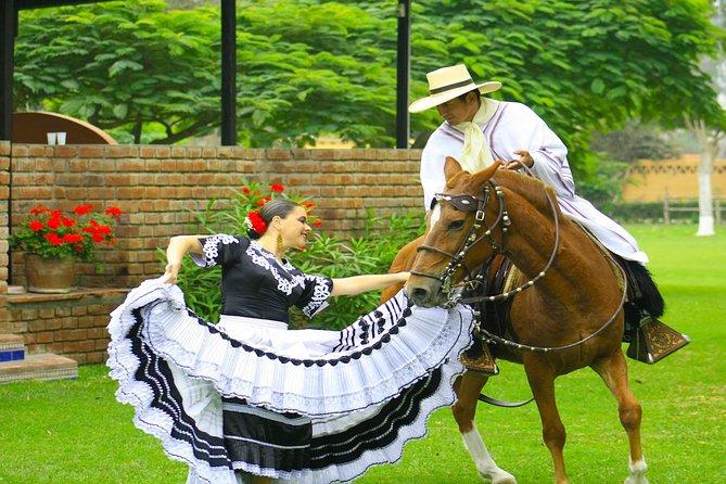 #1 Dancing Horse Show – Lunch Buffet & Pachacamac Inca Site