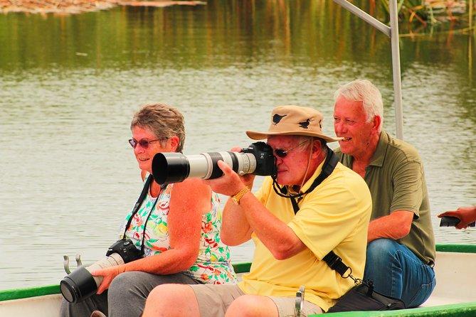 #1 Birdwatching & Nature Tour in Lima - Pantanos de Villa (Small Group)