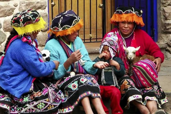 2 Days Sacred Valley Connection to Machupicchu