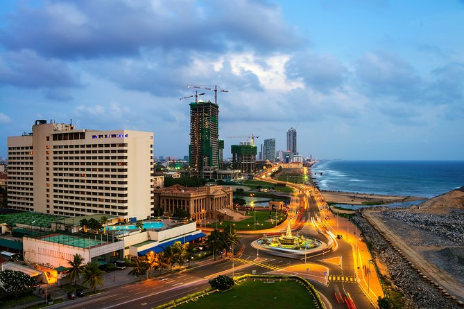 Colombo City Tour from Bentota