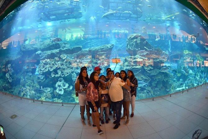 Super Saver Combo:- Dubai Aquarium & Underwater Zoo