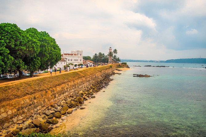 Coastal Ride to Galle from Mount Lavinia