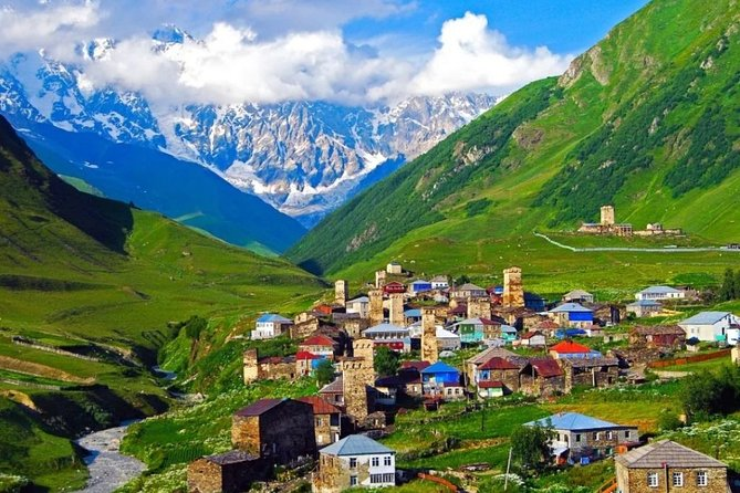 4-Day Private Tour to Svaneti from Tbilisi