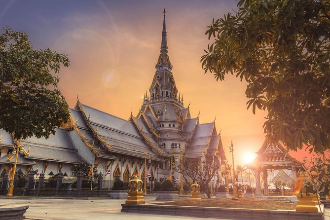 8-day Overland from Bangkok to Udon Thani