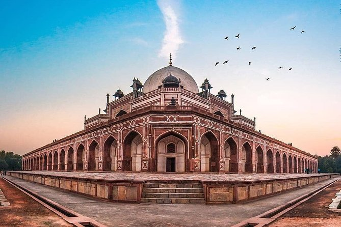 All Inclusive: Private Heritage & Historical Delhi Sightseeing Tour