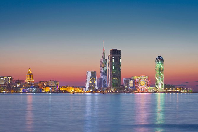 4-Day Private Tour to Batumi from Tbilisi