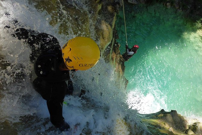 Canyoning Experience in Vega de Pas