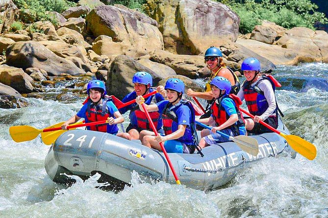 White Water Rafting from Mount Lavinia