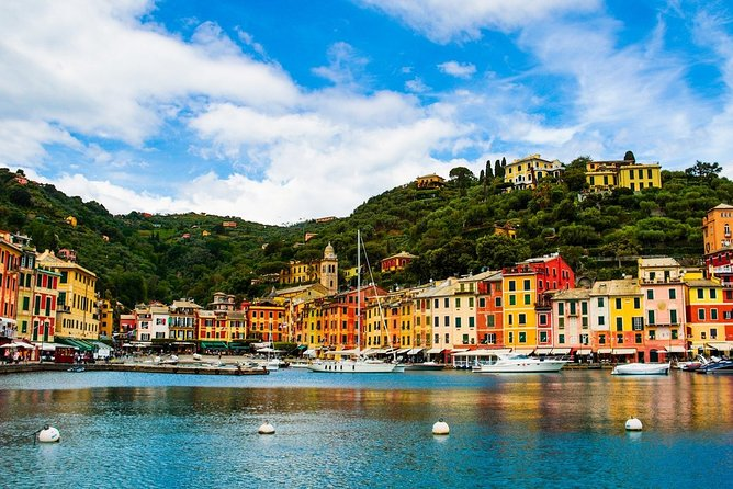 Full-Day private tour of Portofino and Genoa