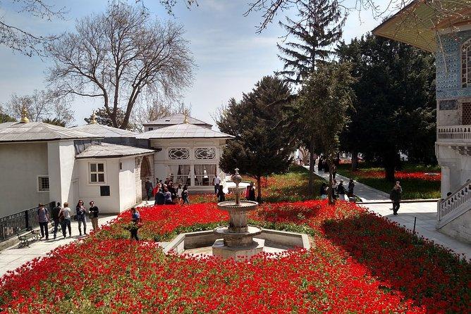 Istanbul: Private Tour Topkapi Palace and Harem