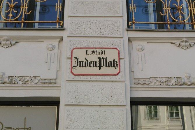 Jewish Culture Walking Tour in Vienna