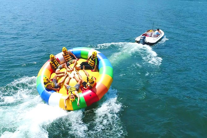 Summer Activity in Korea: Water Leisure Tour at Gapyeong with Private Transfer