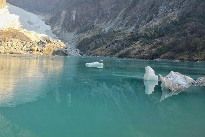 Glacier lake Kapuche Trek with Sikles