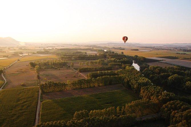Costa Brava Private balloon flight