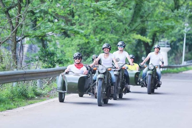 Half-Day Private Tour: Yangshuo Sidecar Tour from Yangshuo hotel