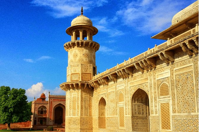 Agra Private Guided Tour of Tomb of Itimad-ud-Daulah