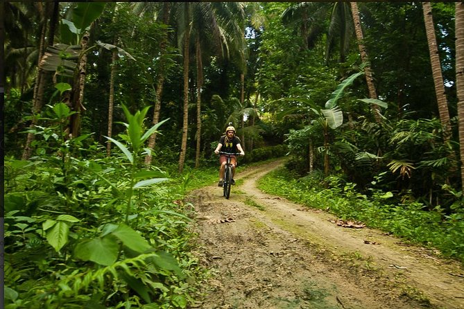 Bohol Mountain Bike Tour C