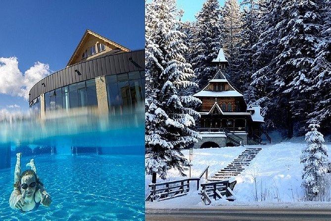 From Krakow: Zakopane Tatra Mountains & Thermal Baths Private Tour