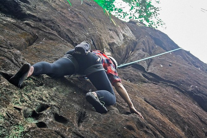 Forest Rock Climbing from Colombo
