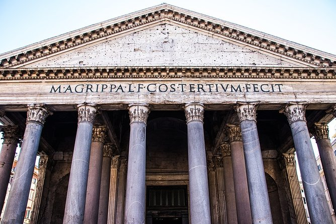 Private Heart of Rome Guided Tour