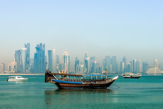 Private 4-hour shore excursion in Doha with entrance to 1 museum included