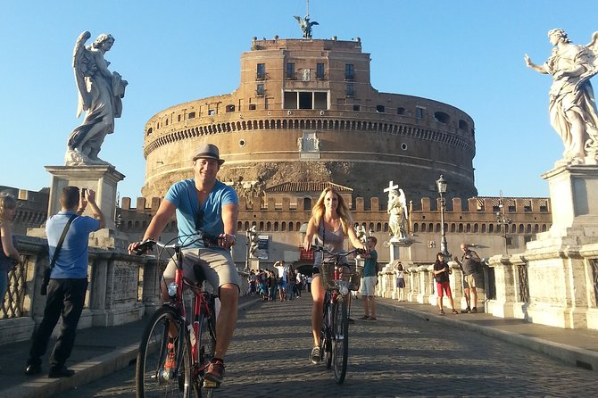 Private Tour of Rome by Bike - A Ride Around The Most Famous Places of Rome
