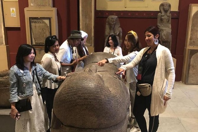 Private Half Day Tour to the Egyptian Museum