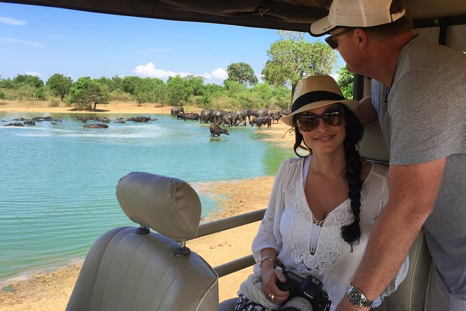 Afternoon Safari in Udawalawe National Park