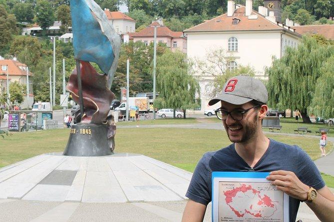 Prague Private Communist Walking Tour with Museum Visit