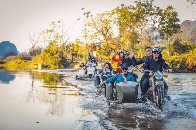 Half-Day Private Tour: Yangshuo Sidecar Tour from Xingping hotel