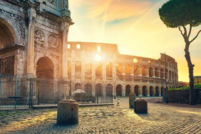 ROME COLOSSEUM: Private tour with fast access (Low cost offer)