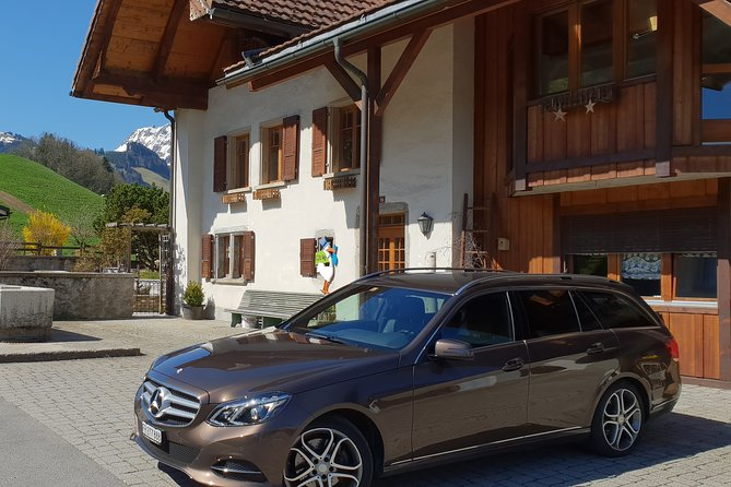 Private transfer from Leukerbad to Geneva Airport